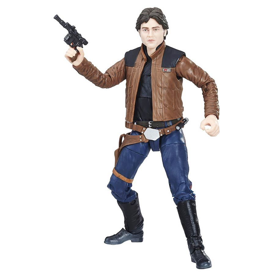 Star Wars Black Series 6-Inch Action Figure Assortment 201802 - Han Solo