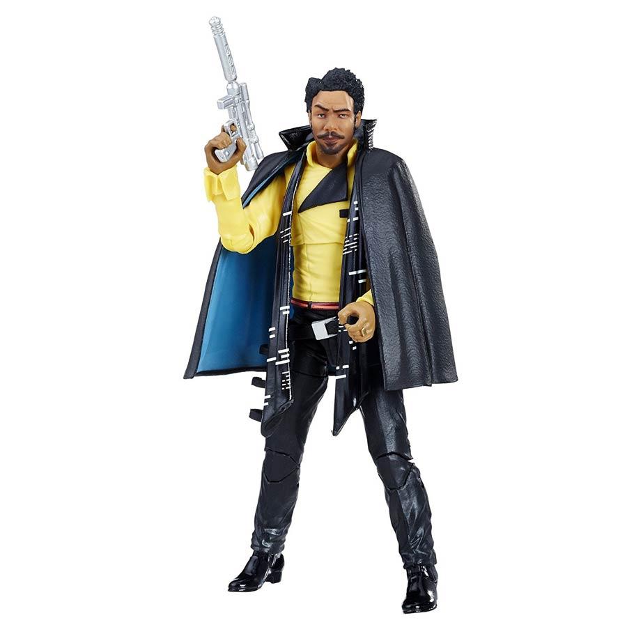 Star Wars Black Series 6-Inch Action Figure Assortment 201802 - Lando Calrissian