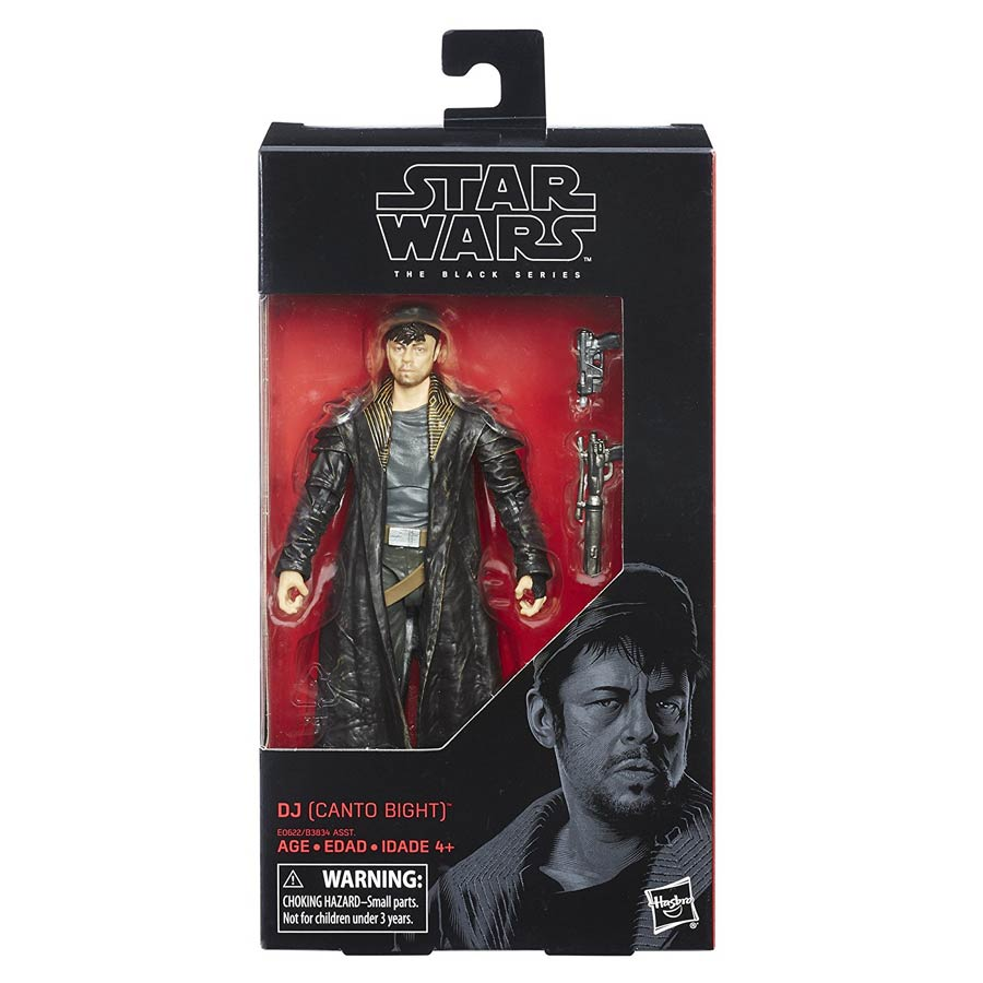 Star Wars Black Series 6-Inch Action Figure Assortment 201803 - Canto Bight