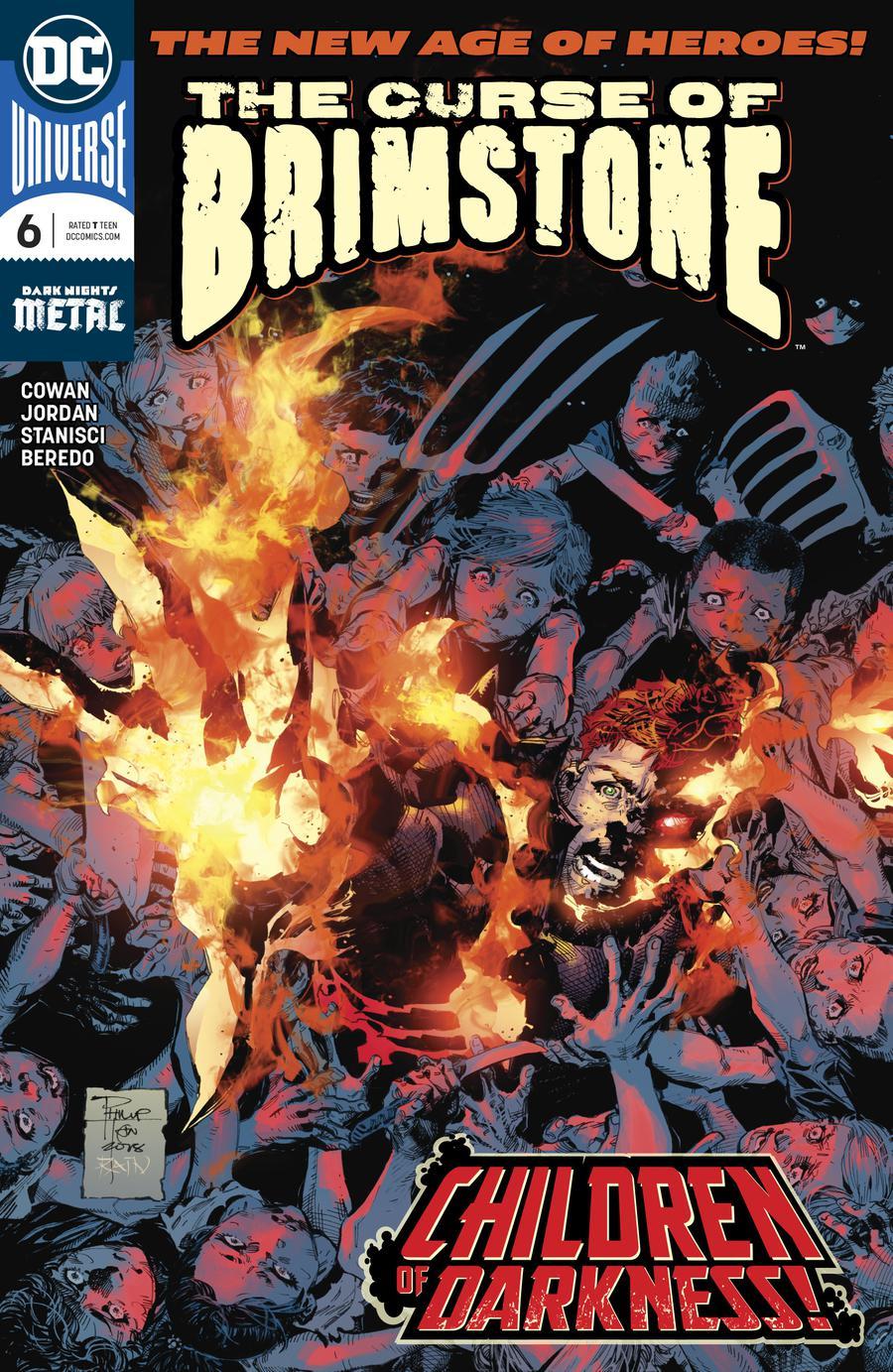 Curse Of Brimstone #6
