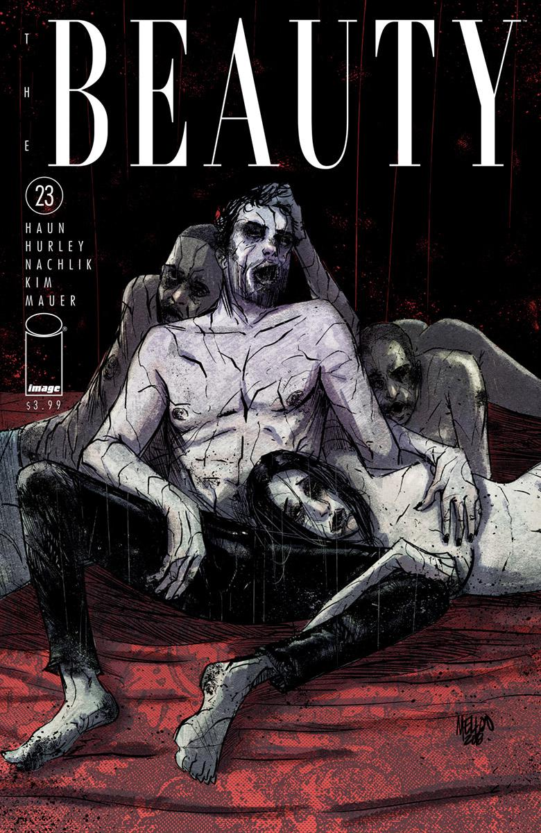 Beauty #23 Cover B Variant Kevin Mellon Cover