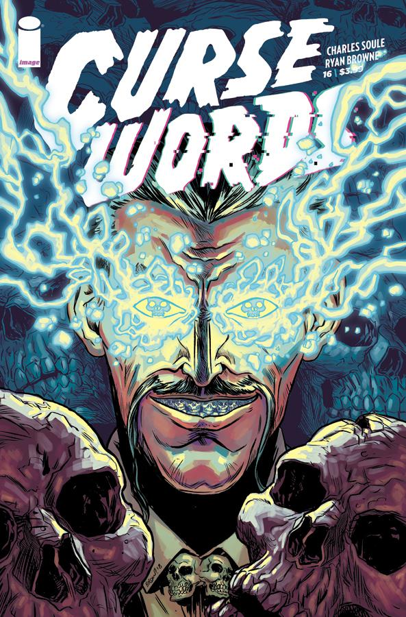 Curse Words #16 Cover A Regular Ryan Browne Cover