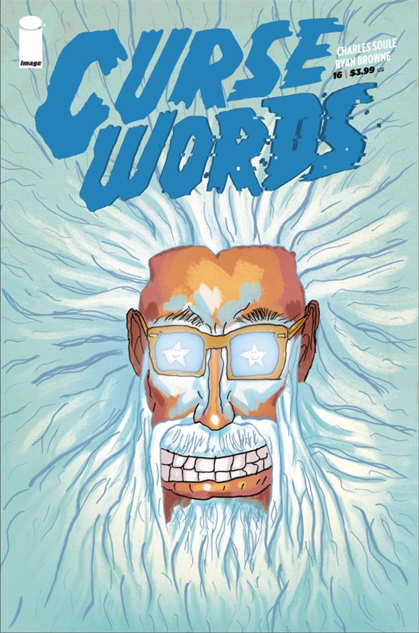 Curse Words #16 Cover C Incentive Charles Soule Not Good Variant Cover