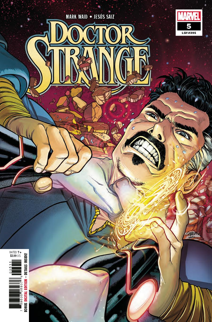 Doctor Strange Vol 5 #5 Cover A Regular Javier Garron Cover