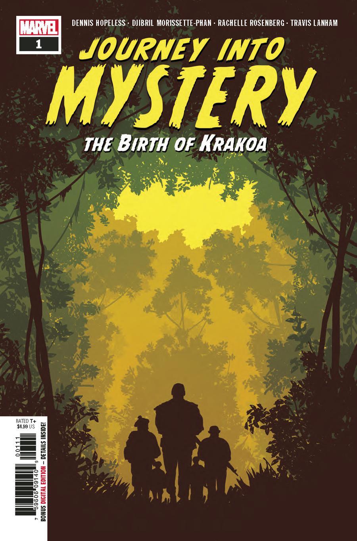 Journey Into Mystery Birth Of Krakoa #1 Cover A Regular Greg Smallwood Cover