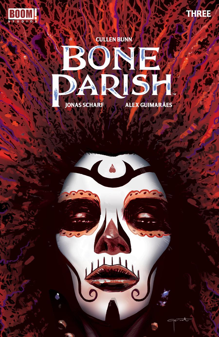 Bone Parish #3 Cover A Regular Lee Garbett Cover