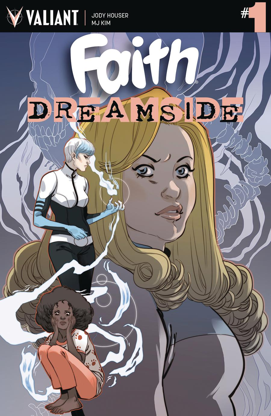 Faith Dreamside #1 Cover A Regular Marguerite Sauvage Cover