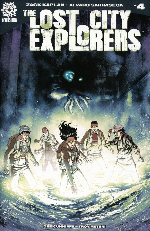 Lost City Explorers #4