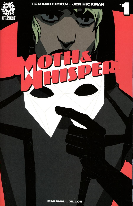 Moth & Whisper #1 Cover A Regular Jen Hickman Cover
