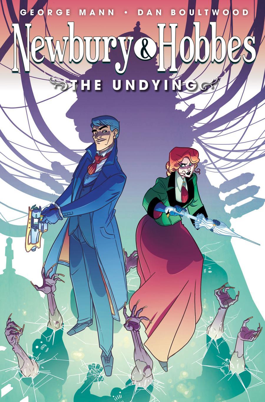 Newbury & Hobbes The Undying #1 Cover A Regular Dan Boultwood Cover