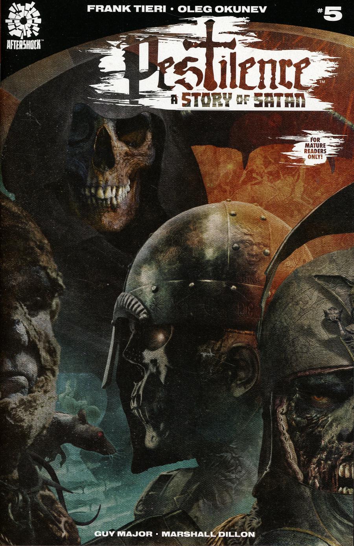 Pestilence Story Of Satan #5