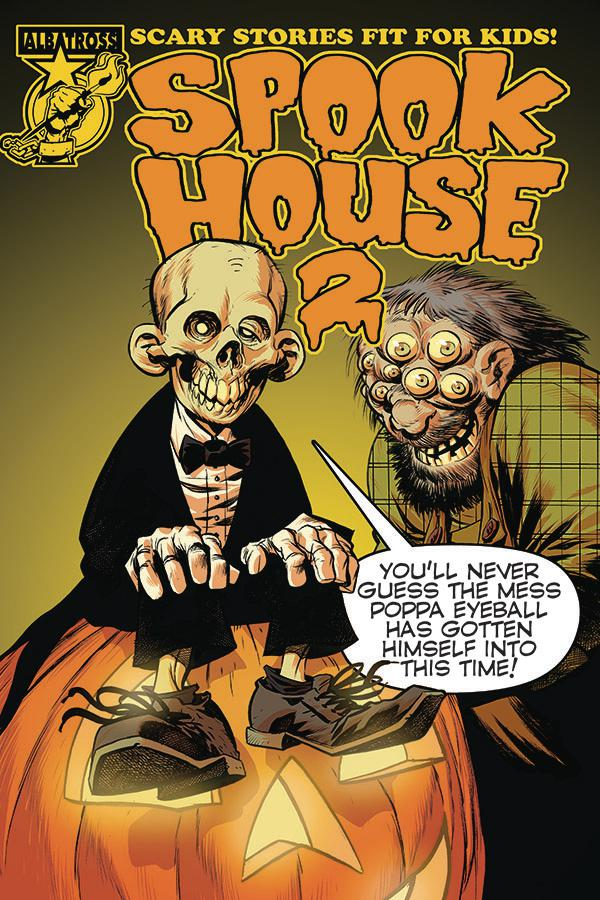 Spookhouse 2 #3