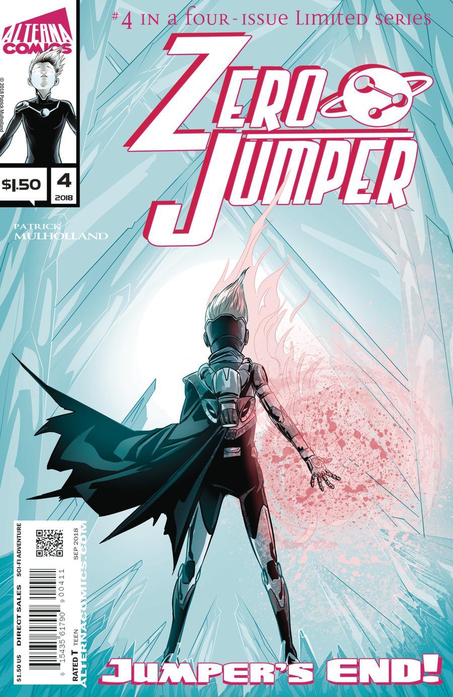 Zero Jumper #4