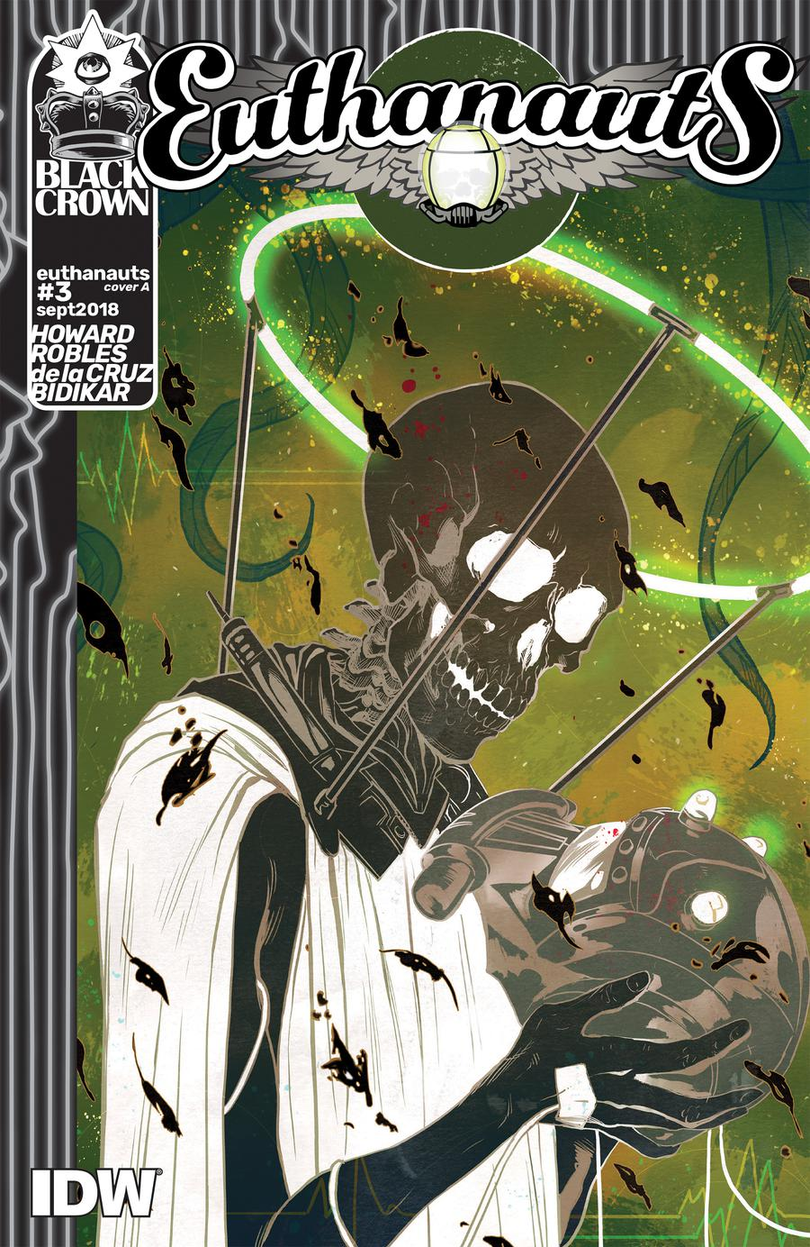 Euthanauts #3 Cover A Regular Nick Robles Cover