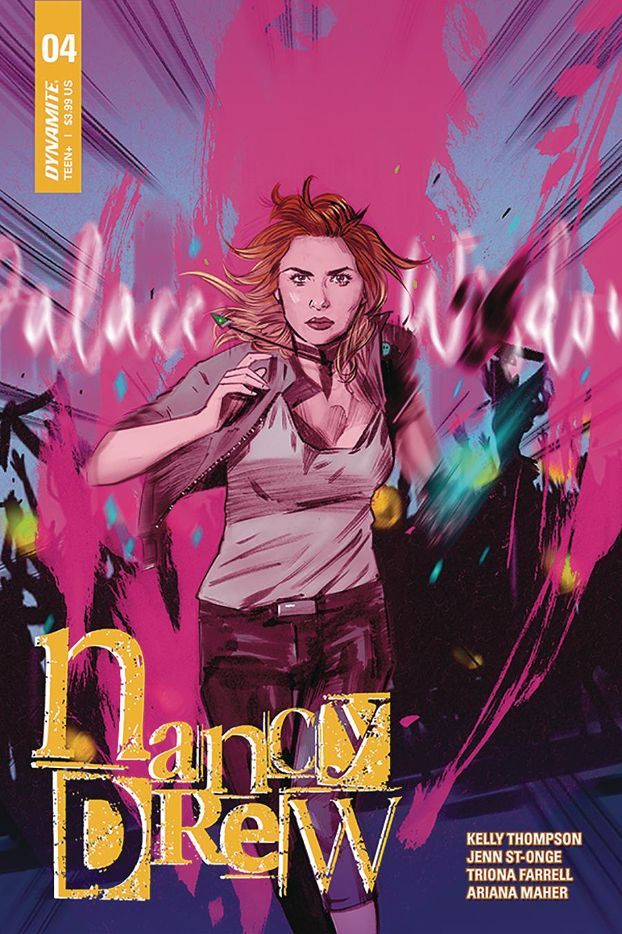 Nancy Drew #4 Cover A Regular Tula Lotay Cover