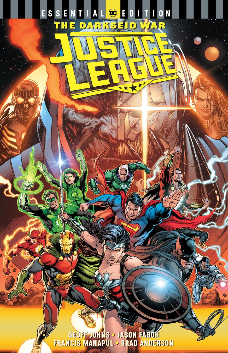 Justice League The Darkside War DC Essential Edition TP
