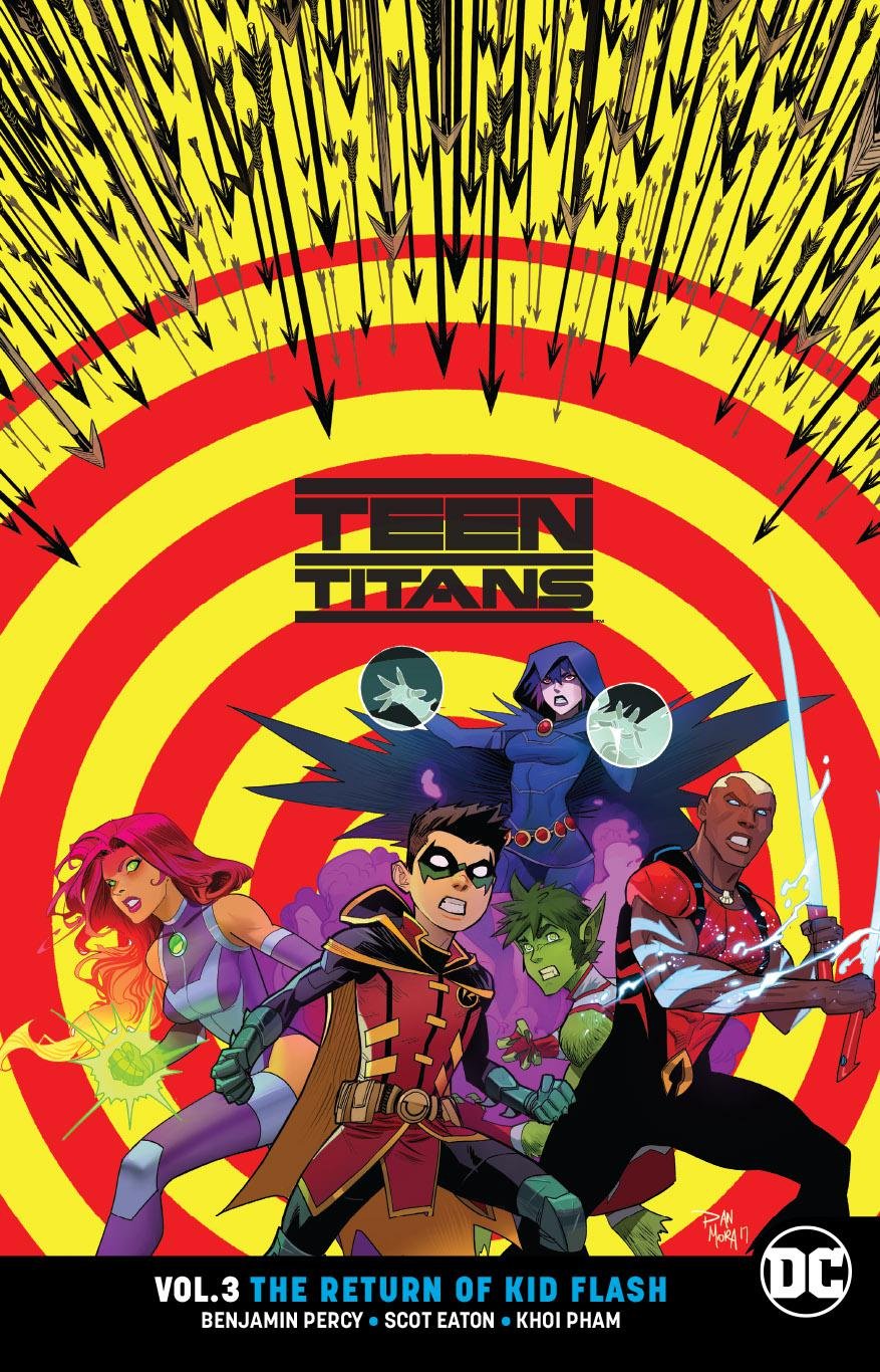 Teen Titans (Rebirth) Vol 3 The Return Of Kid Flash TP