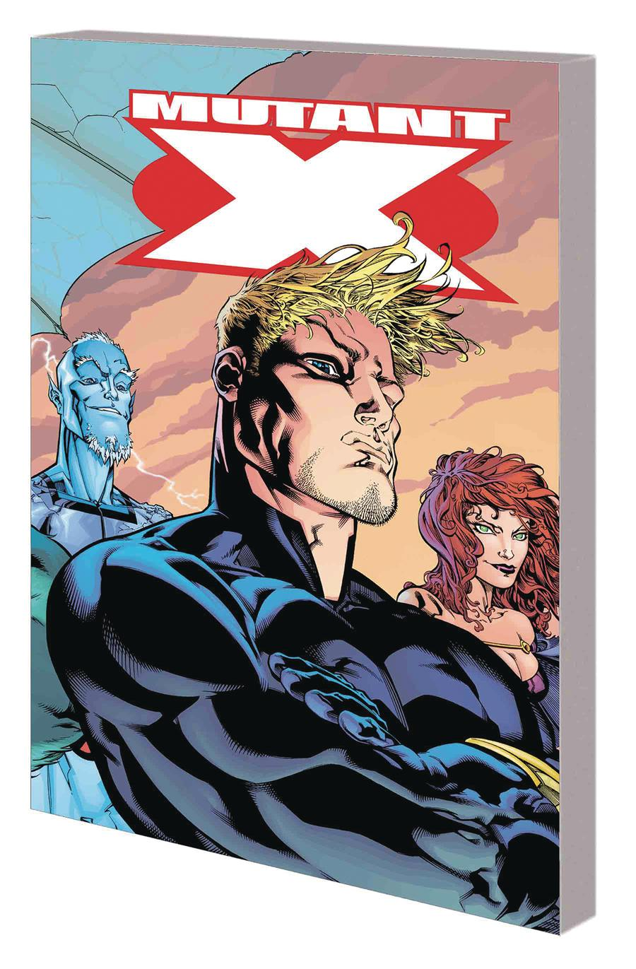 Mutant X Complete Collection Vol 1 TP