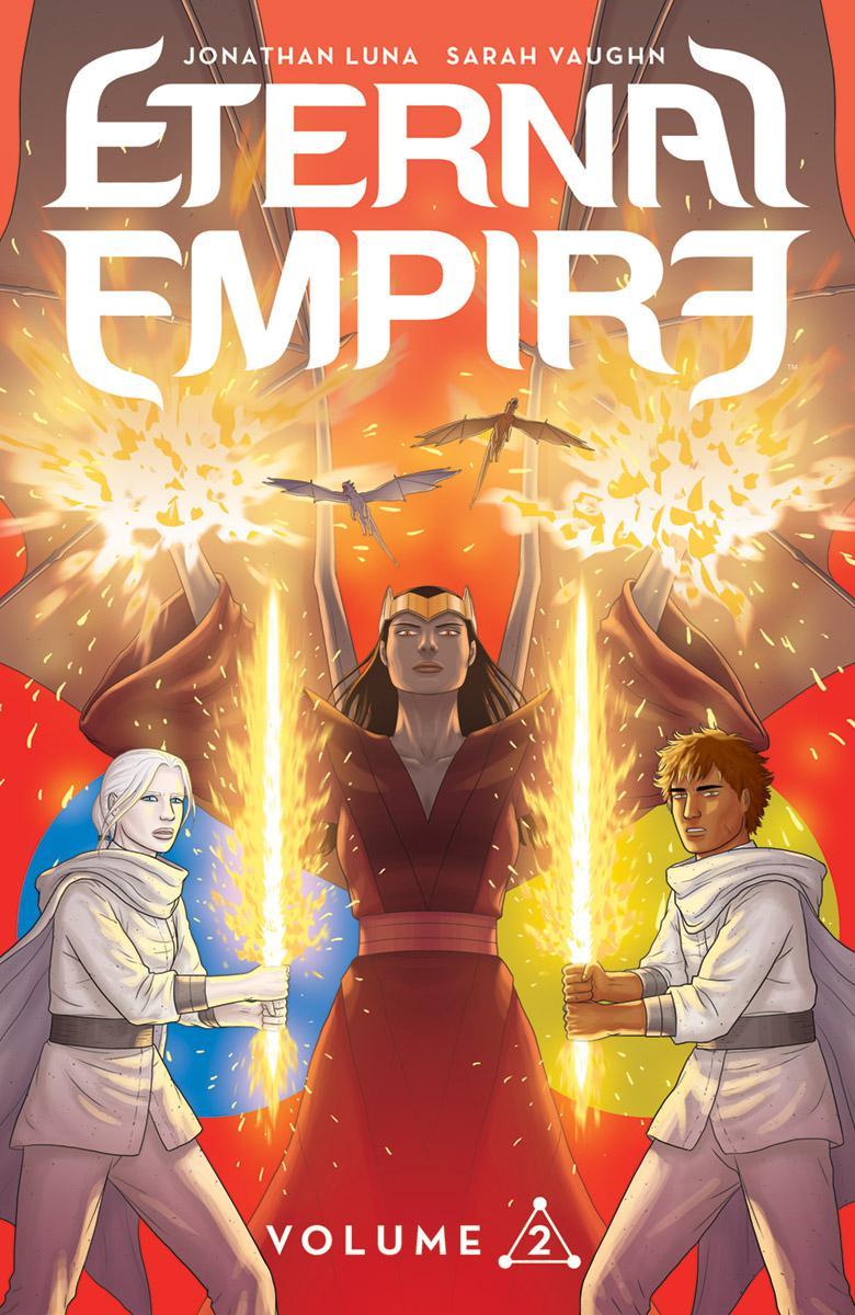Eternal Empire Vol 2 TP