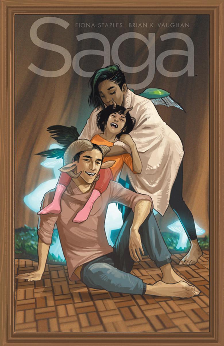 Saga Vol 9 TP