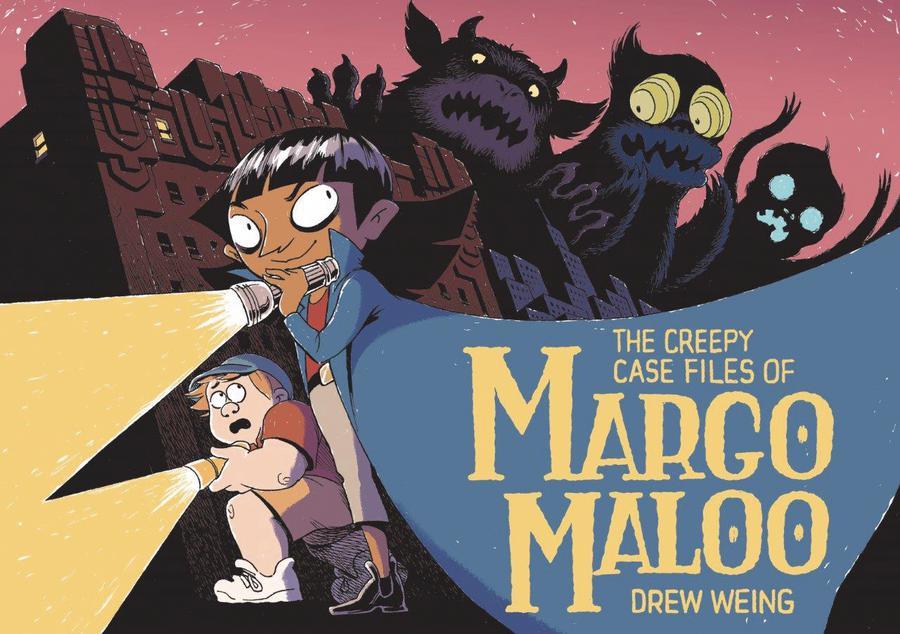 Creepy Case Files Of Margo Maloo Vol 1 TP