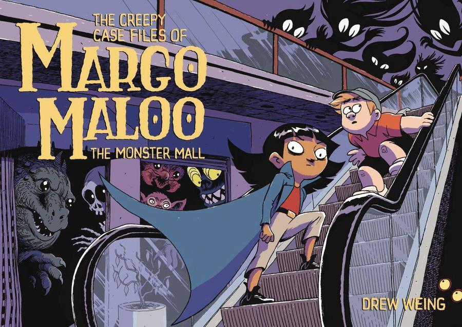 Creepy Case Files Of Margo Maloo Vol 2 Monster Mall HC
