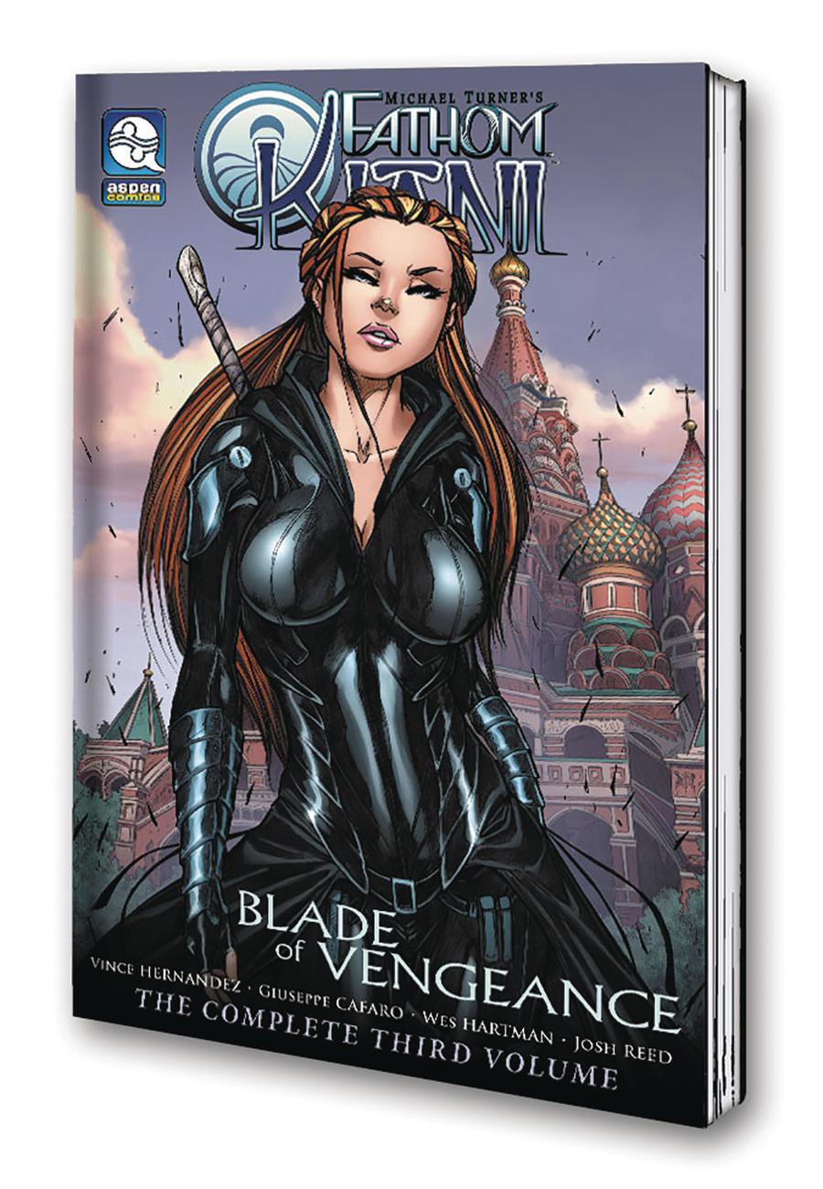 Fathom Kiani Vol 3 Blade Of Vengeance TP