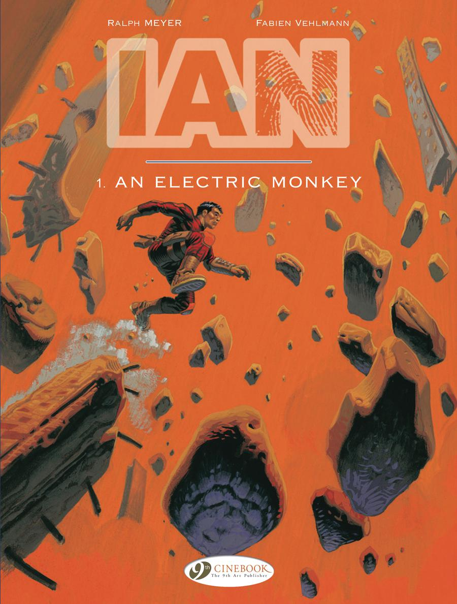 Ian Vol 1 An Electric Monkey GN