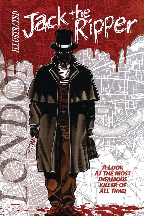 Jack The Ripper Illustrated TP