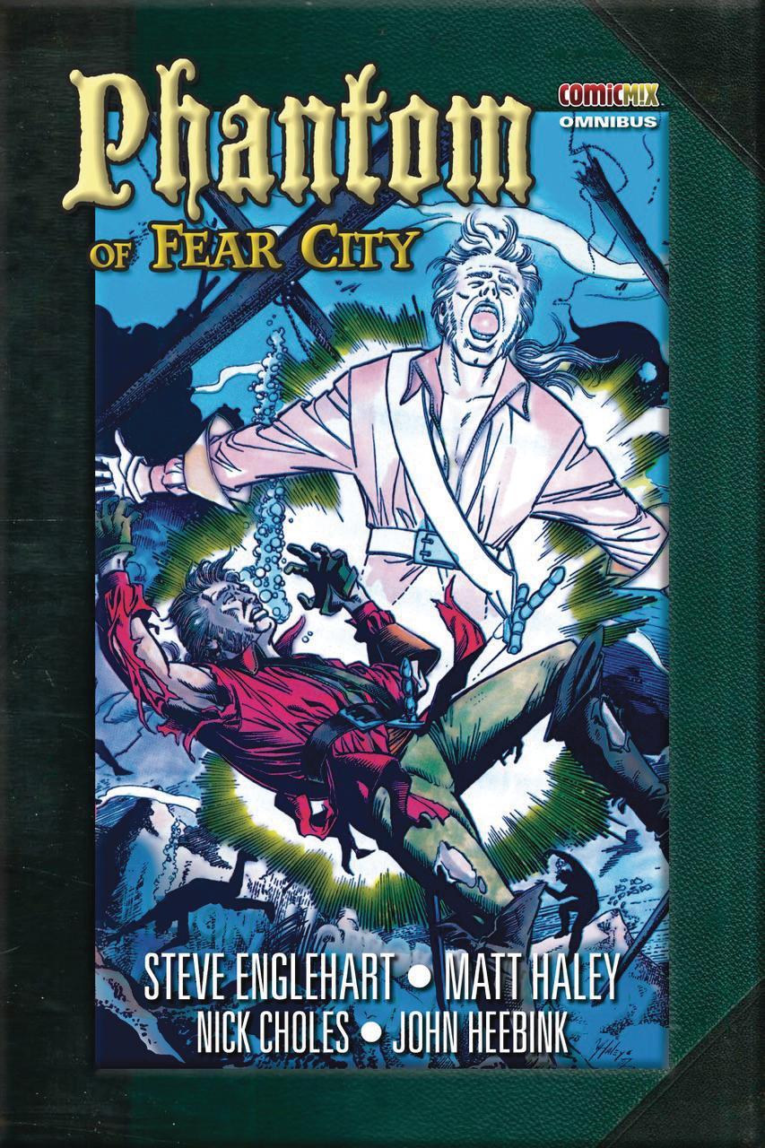 Phantom Of Fear City Omnibus TP