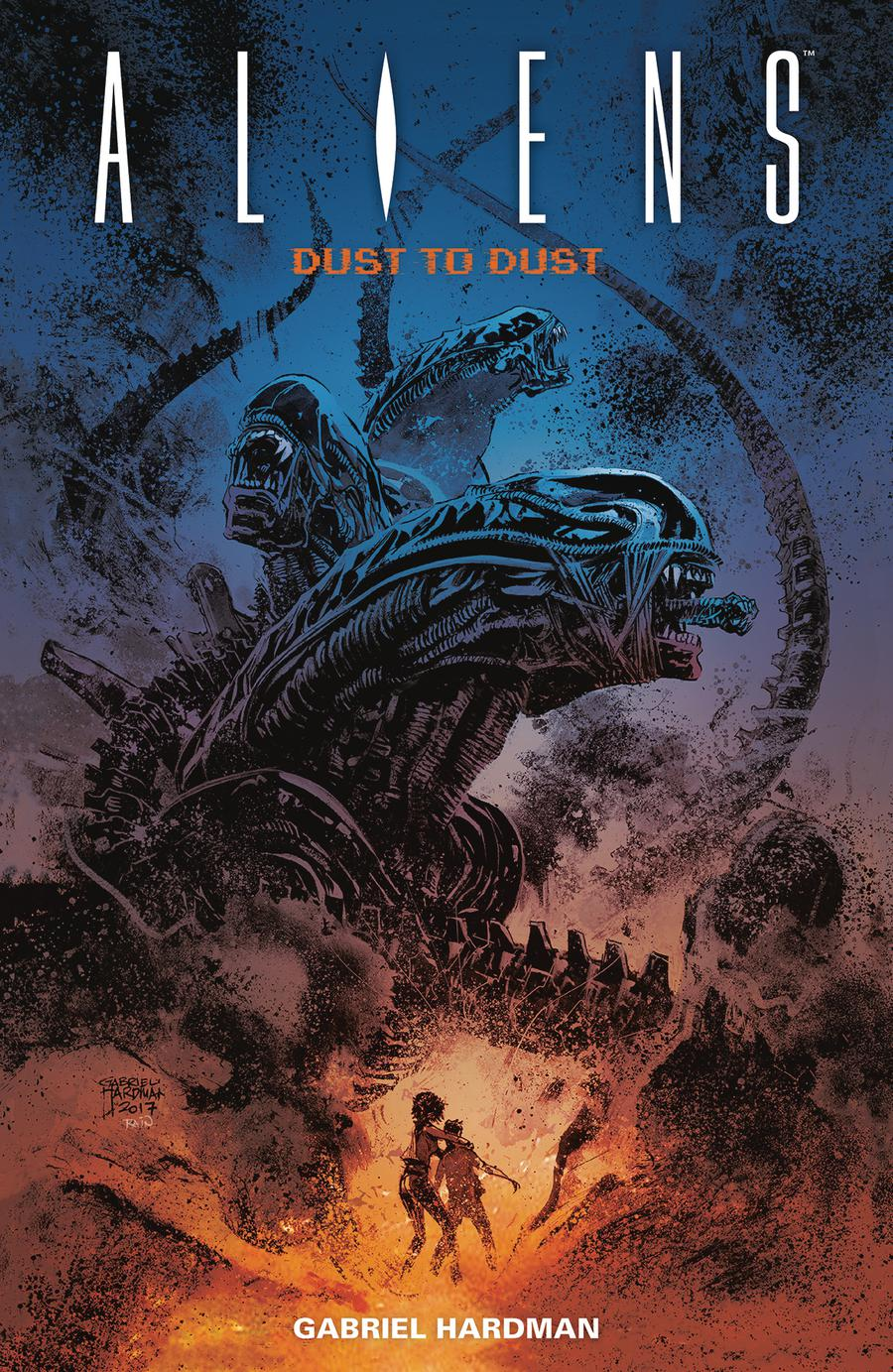 Aliens Dust To Dust TP