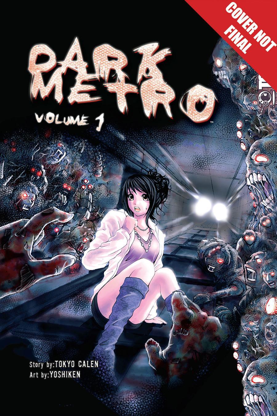 Dark Metro Ultimate Edition GN