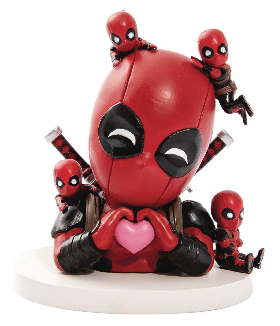 Marvel Comics MEA-004 Deadpool Daydream Previews Exclusive Figure