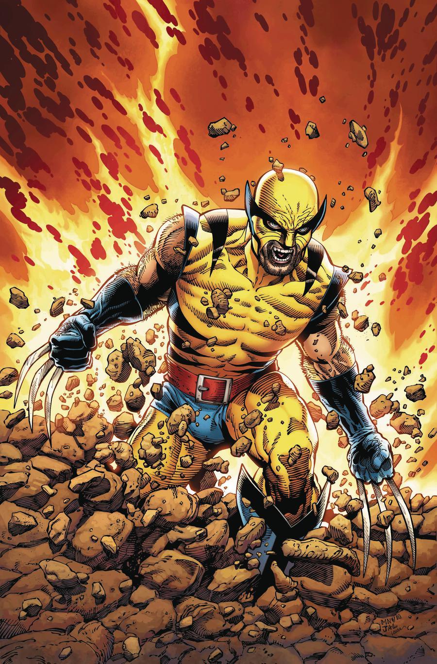 Return Of Wolverine #1 Cover H Variant Steve McNiven Original Costume Cover