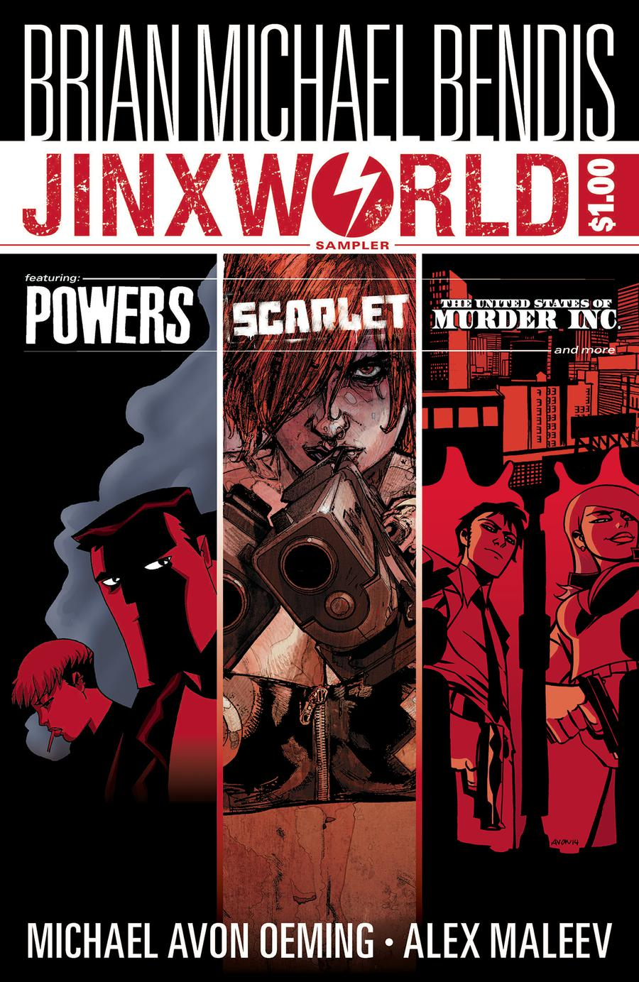Jinxworld Sampler #1