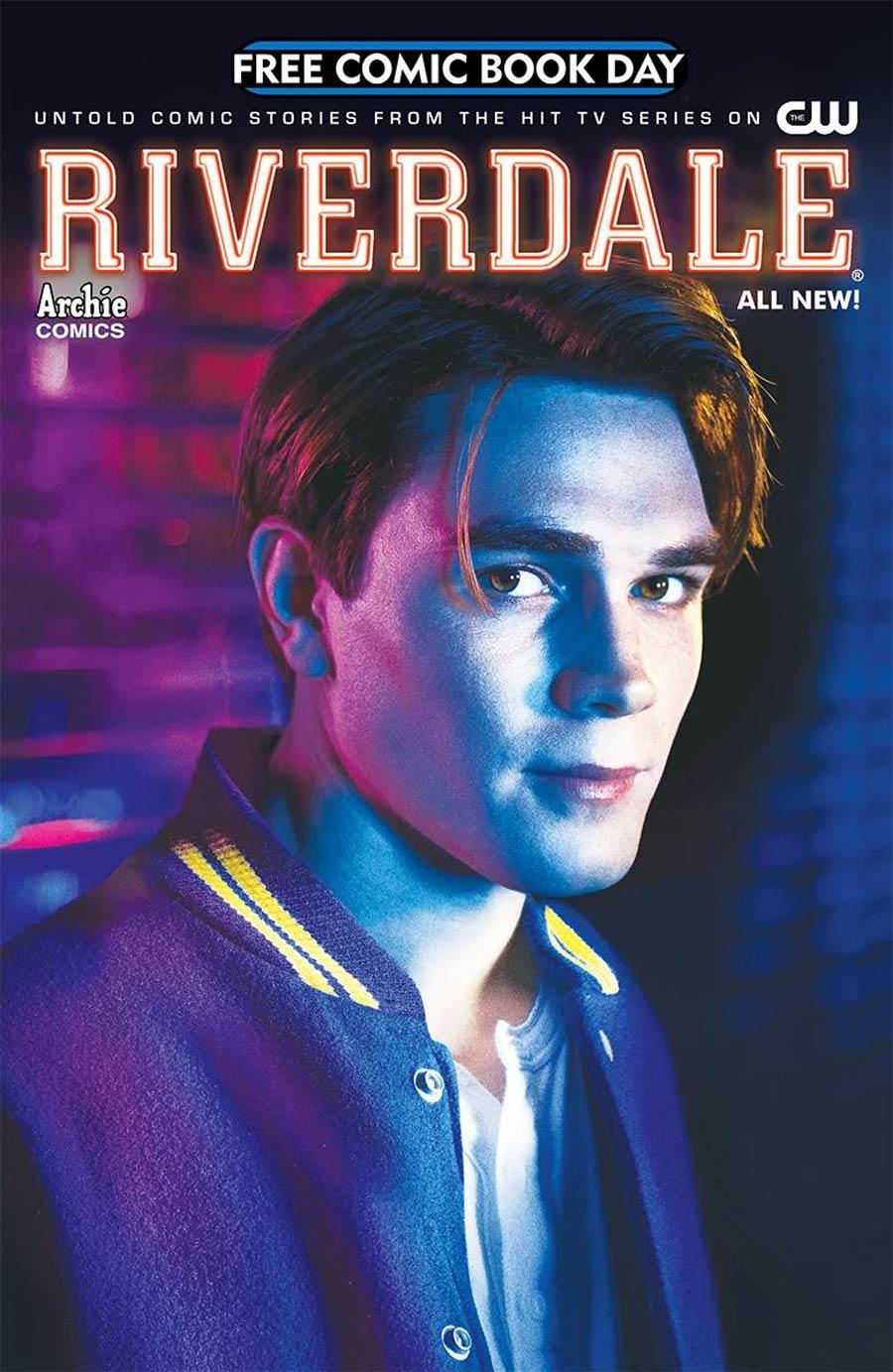 Riverdale #6 Cover C FCBD 2018