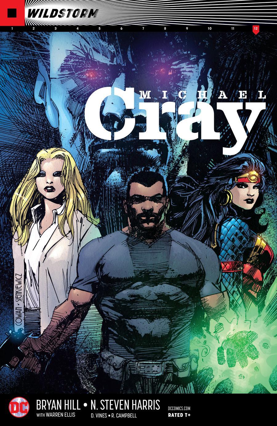 Wildstorm Michael Cray #12