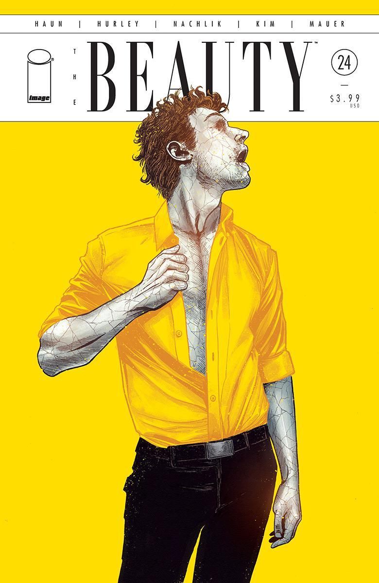 Beauty #24 Cover A Regular Jeremy Haun & Nick Filardi Cover