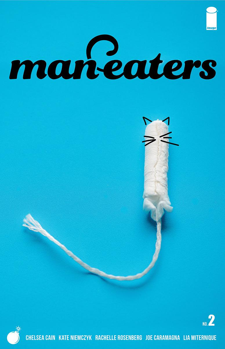 Man-Eaters #2 Cover A 1st Ptg Regular Lia Miternique Cover