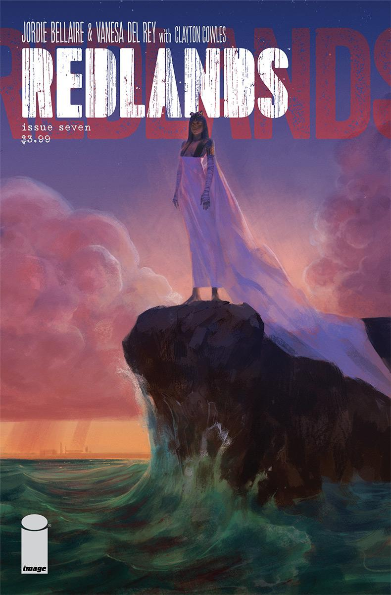Redlands #7 Cover A Regular Vanesa R. Del Rey Cover