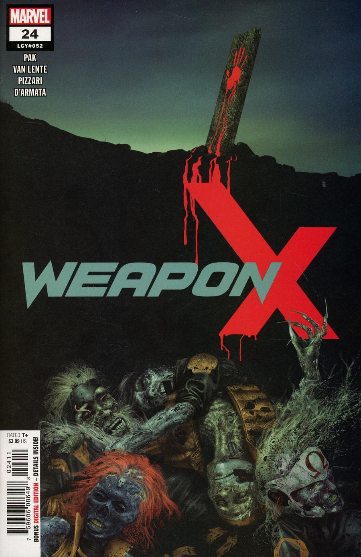 Weapon X Vol 3 #24