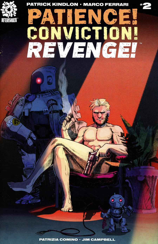 Patience Conviction Revenge #2