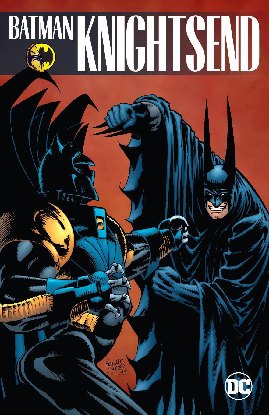 Batman Knightsend TP