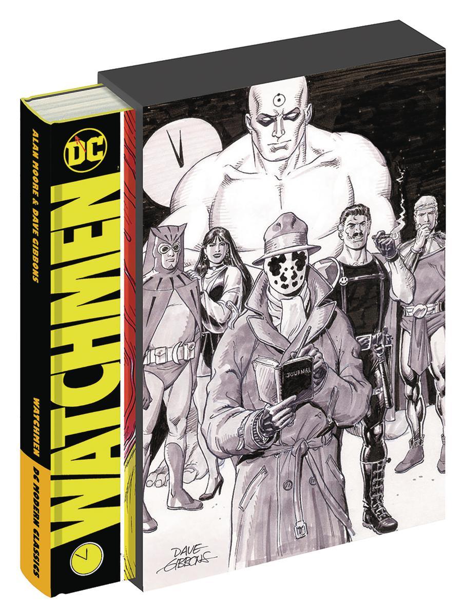 Watchmen DC Modern Classics Edition HC