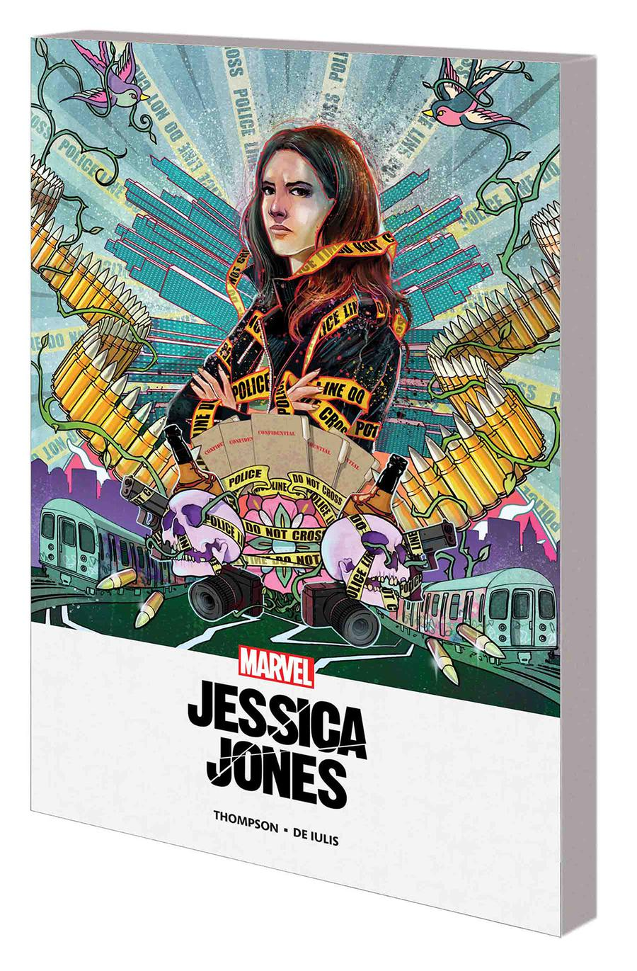 Jessica Jones Blind Spot TP