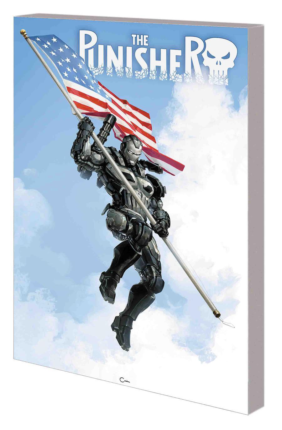 Punisher War Machine Vol 2 TP
