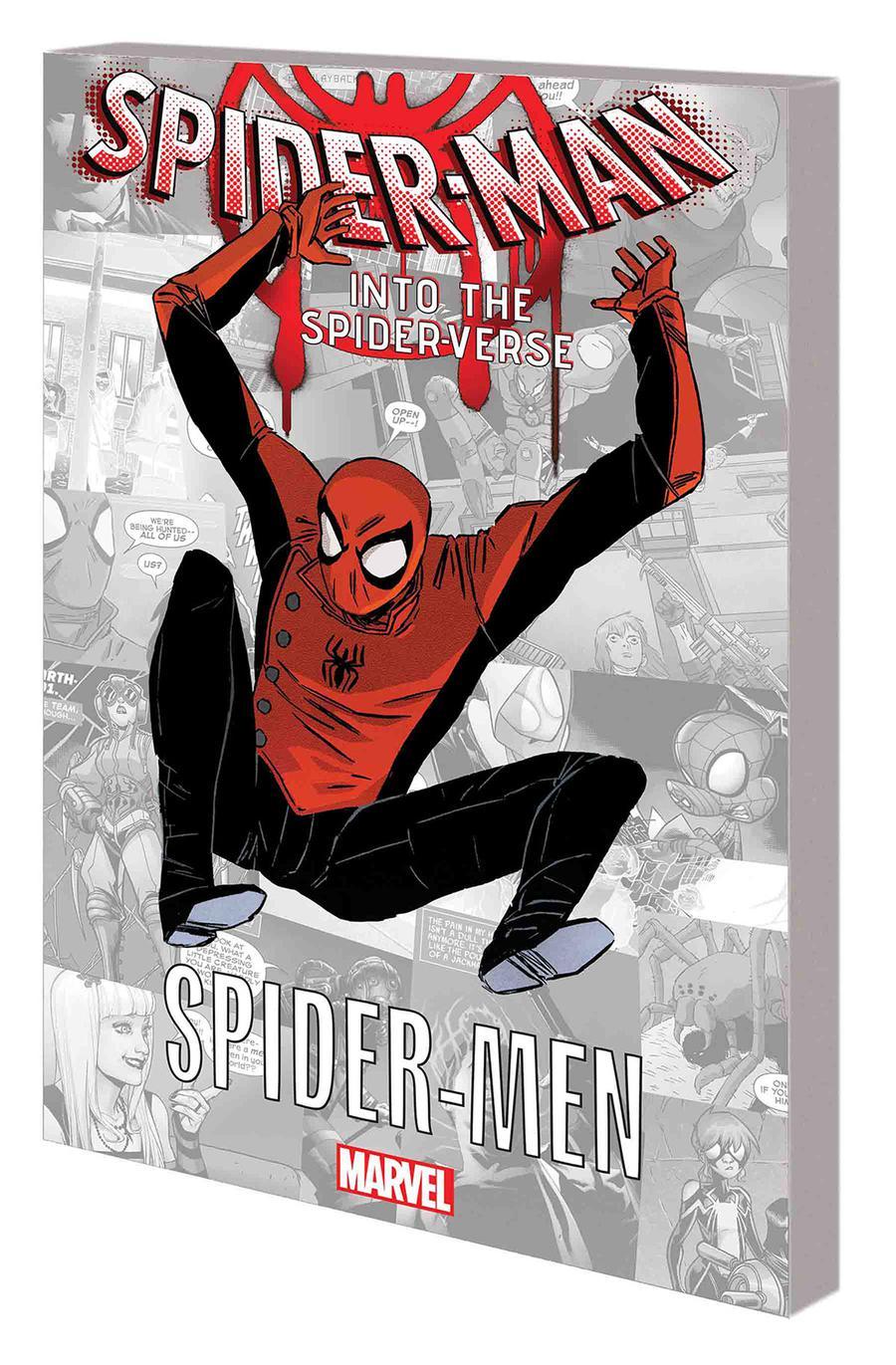 Spider-Man Spider-Verse Spider-Men TP