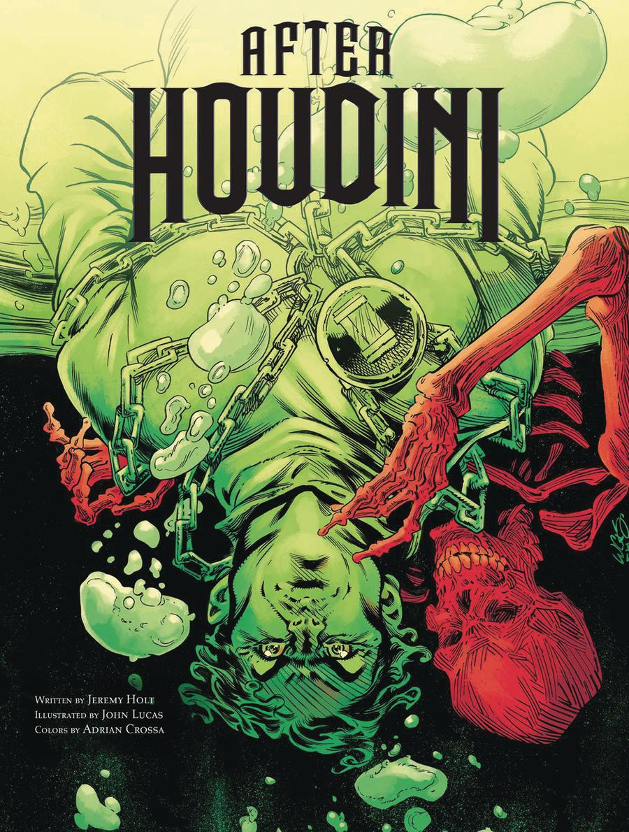 After Houdini Vol 1 HC