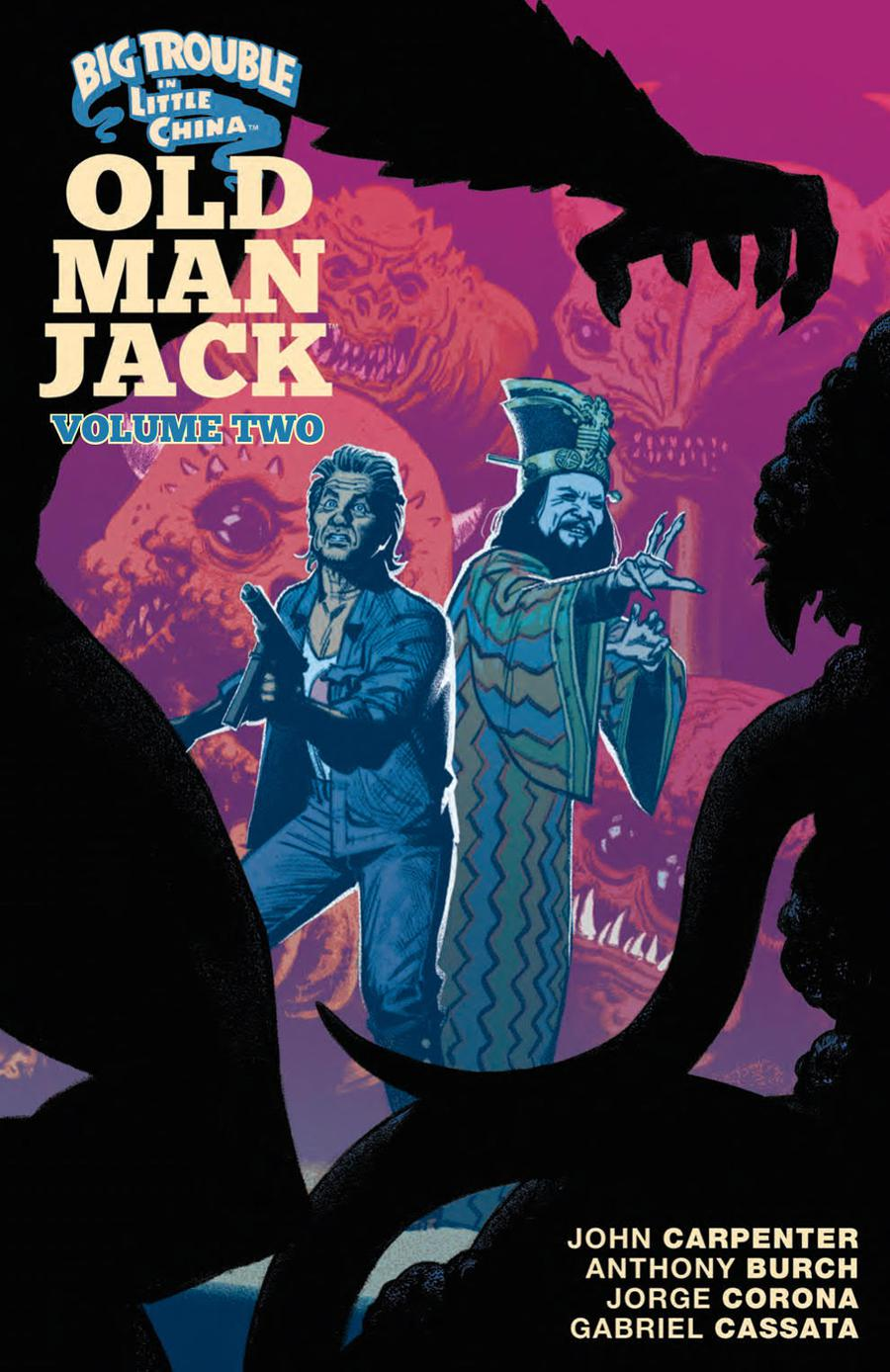Big Trouble In Little China Old Man Jack Vol 2 TP