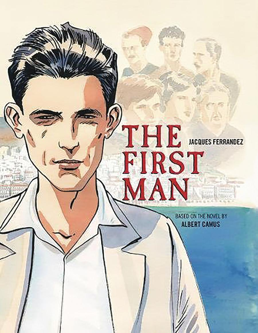 First Man Graphic Novel HC